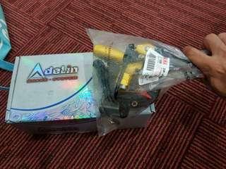 Adelin master pump for nvx