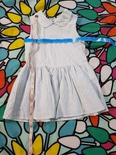 Light blue dress small