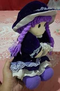 Baby doll stuffed toy