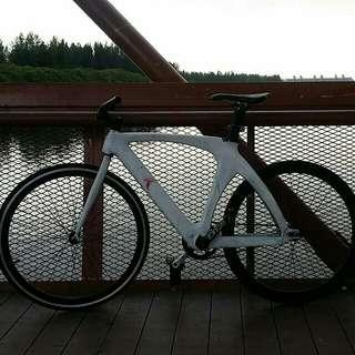 Fixie frame killerwhale