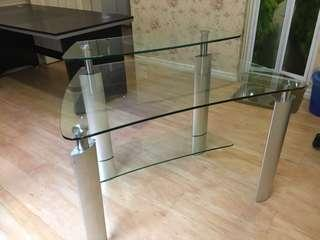 Glass table / Office table