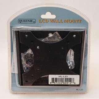 """Queenie LCD Wall Mount for 13"""" to 27"""" screen"""