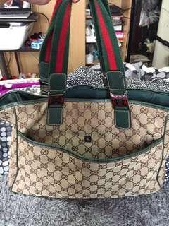 Gucci Vintage Tote/ Handbag