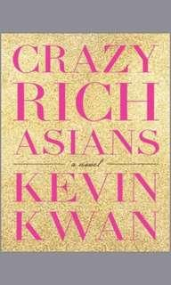[E-book] NOVEL SERIES Crazy Rich Asians by Kevin Kwan