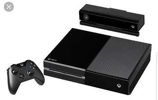 Xbox ONE + Kinect + Cooler + Forza