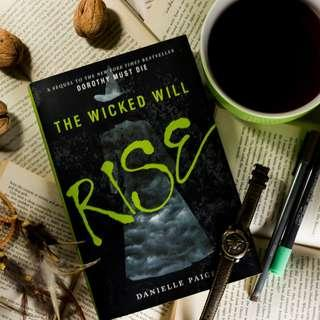 The Wicked Will Rise - Danielle Paige (Hardbound)