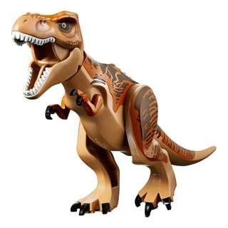 Lego Juniors T - Rex 10758