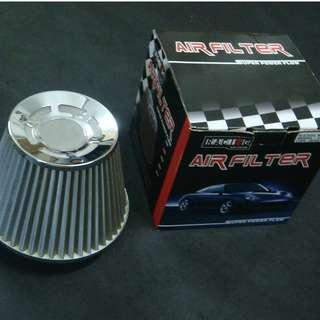 Stainless mesh air filter BLT