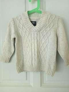 #Blessings: Knitted sweater