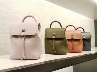 BN Charles and Keith A5 size backpack