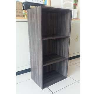 3 Open Layers Cabinet 3D Wenge