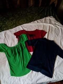 Blu,red,green