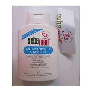 Shampoo Anti-Dandruff / Anti ketombe