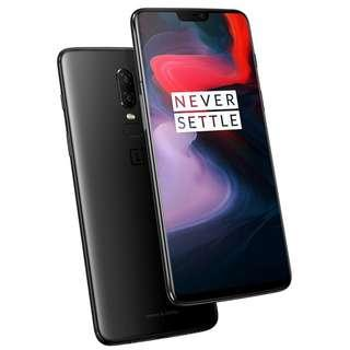 Oneplus 6 (128GB) Midnight Black