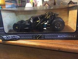 Batmobile Hotwheels The Dark Knight