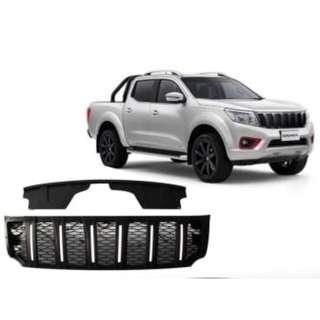 NISSAN NAVARA 2015-2018 FRONT GRILL WITH LED