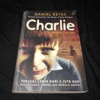 Novel CHARLIE