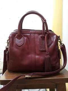 ANANTIO JOGJA leather bag