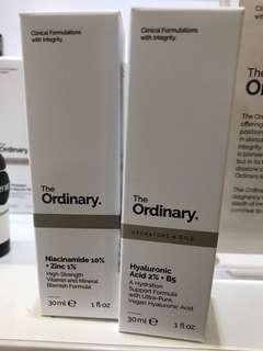 The Ordinary Hyaluronic Acid精華