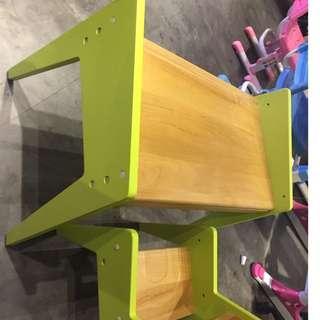 創意兒童桌套裝 (青綠)