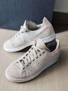 Stan Smith Adidas suede (authentic)