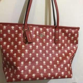 Coach Tote Bag Like New