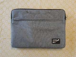🚚 全新優雅石南灰筆電包/平板保護套