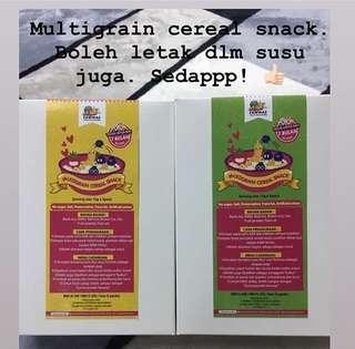 Multigrain Cereal Snack Baby