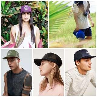 🚚 Herschel 全新 Whaler 各色 質感 可調節 運動 休閒 棒球帽 平沿帽 網帽 球帽 帽子 戶外 街頭 旅遊