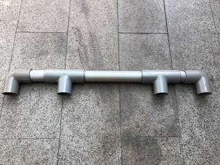 PVC Piping - Outdoor