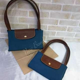 Longchamp Bag 上膊