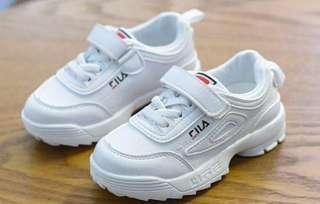 Sepatu import PInk (FLP)
