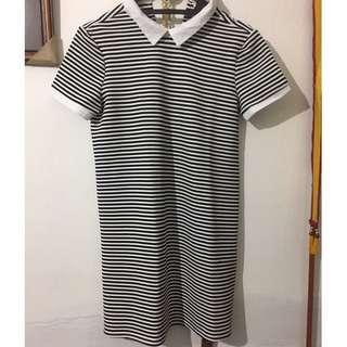 Dress Wanita Hitam Zara