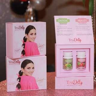 TruDolly Sparkle Edition - Beauty Booster + Detox Pro