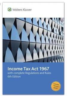 Income Tax Act 1967 - 6th Edition