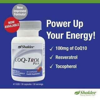 CoQ-Trol Plus