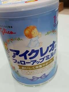 susu formula icreo glico follow up jepang