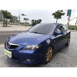 ▶▶ Mazda 06年 馬3 1.6◀◀