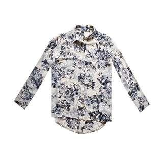 🎃 SALES // New Look Vintage Floral Button Up Shirt