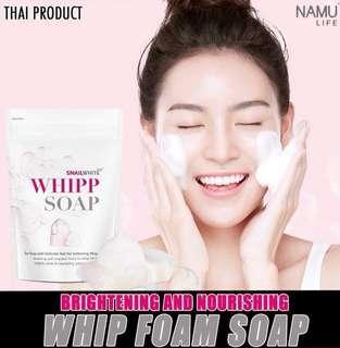 Namulife Snail Whipp Soap