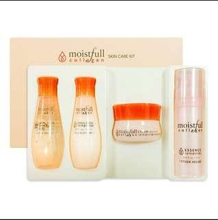 Etude House Moistfull Collagen Trial Set