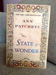 Ann Patchett's State of Wonder