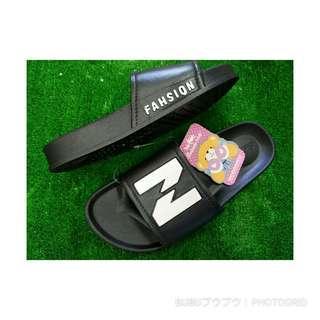 🚚 女生黑色 | 香水防水拖鞋