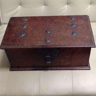 明朝古董盒