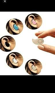 Bluetooth earpeice