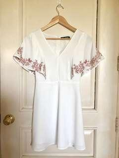 Korean style dress