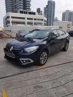 Renault Fluence 1.5A Dci