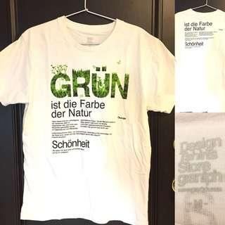 95%🆕男裝 日牌 design Tshirts store graniph tee