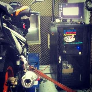 HONDA RS150 modification & tuning service