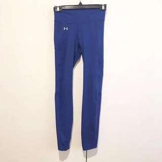 Underarmour Fly-By Run Leggings Womens Small